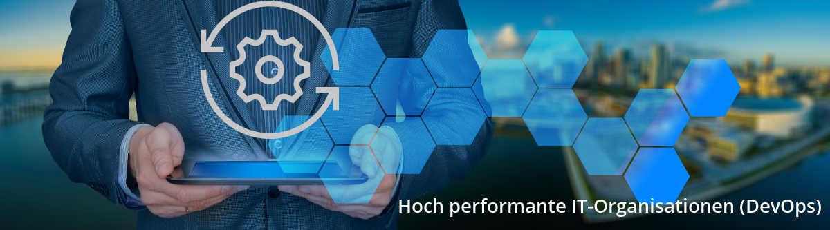DevOps - Hoch performante IT-Organisationen